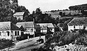 Utca 1940-ből